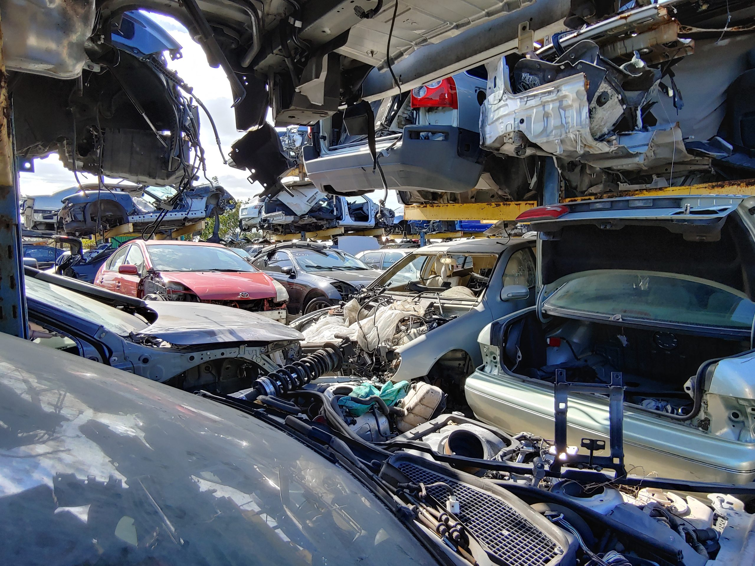 Junk Yards Near Palm Beach County Quality Used Car Parts